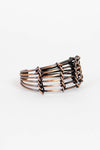Sale / Copper Cage Cuff