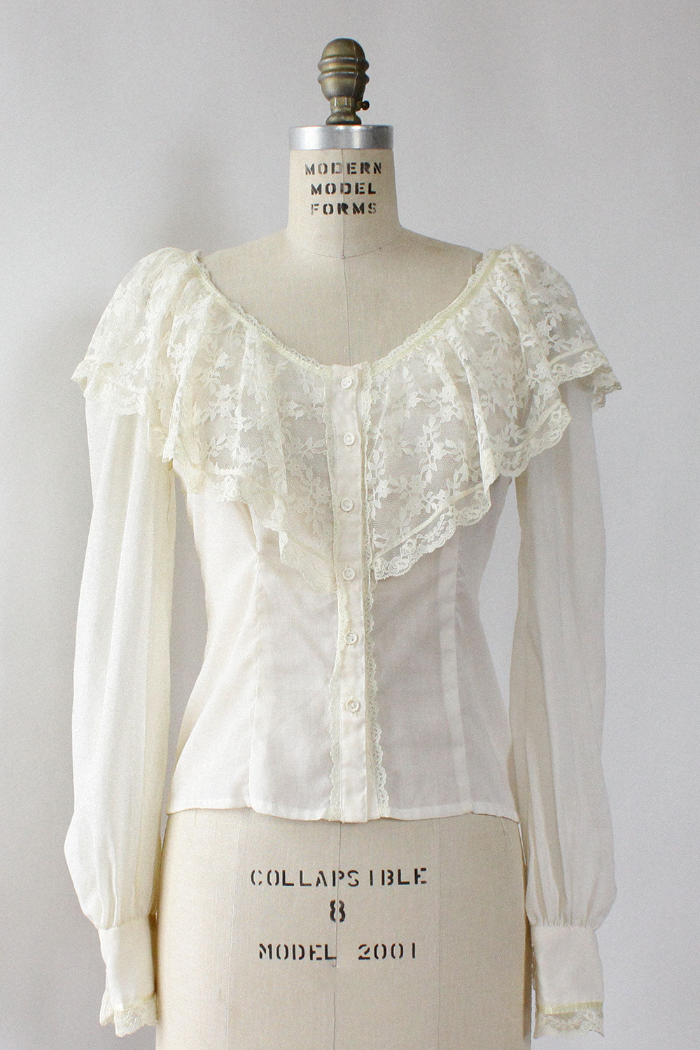 Lacey Love Blouse S/M