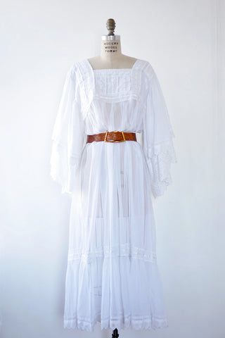 Angelic Gauze Dress