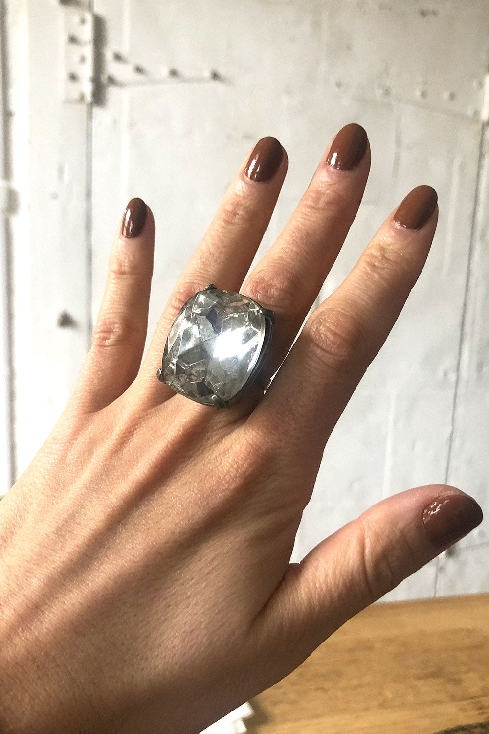 So Extra Cocktail Ring