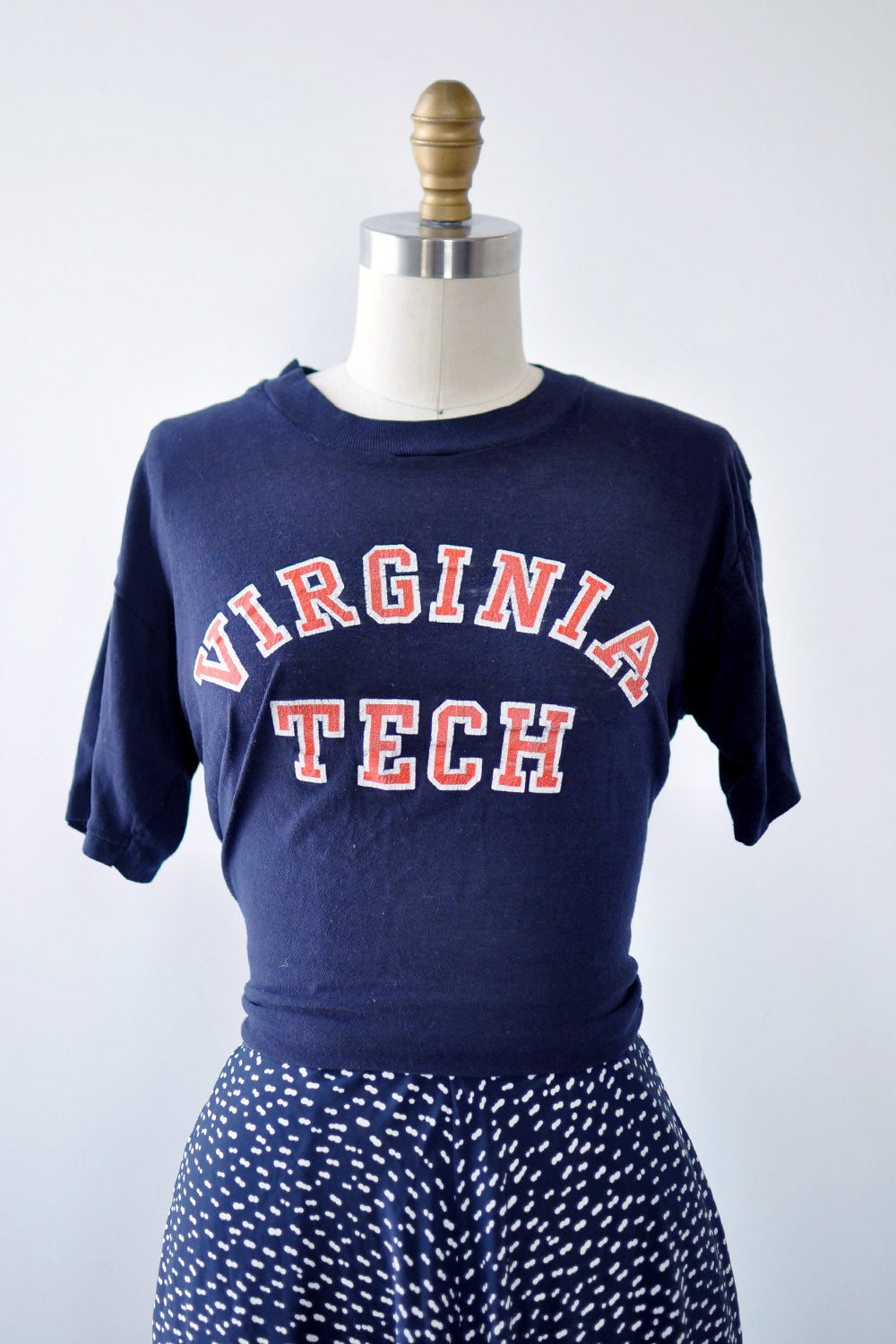 Virginia Tech Soft Tee XS/S