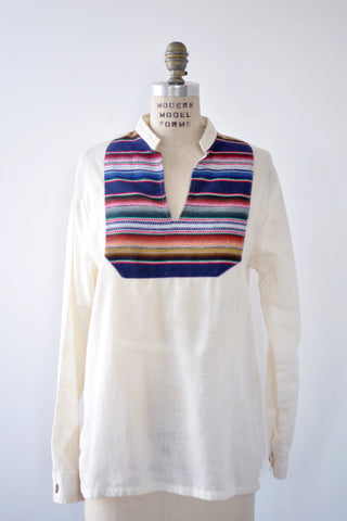 Serape Tunic Top