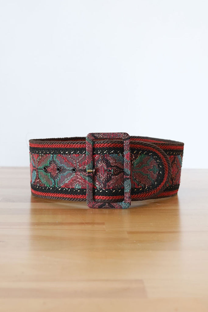 Tapestry Cinch Belt