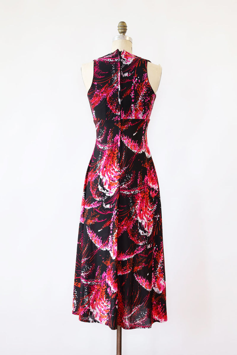 Fireworks Midi Dress S/M