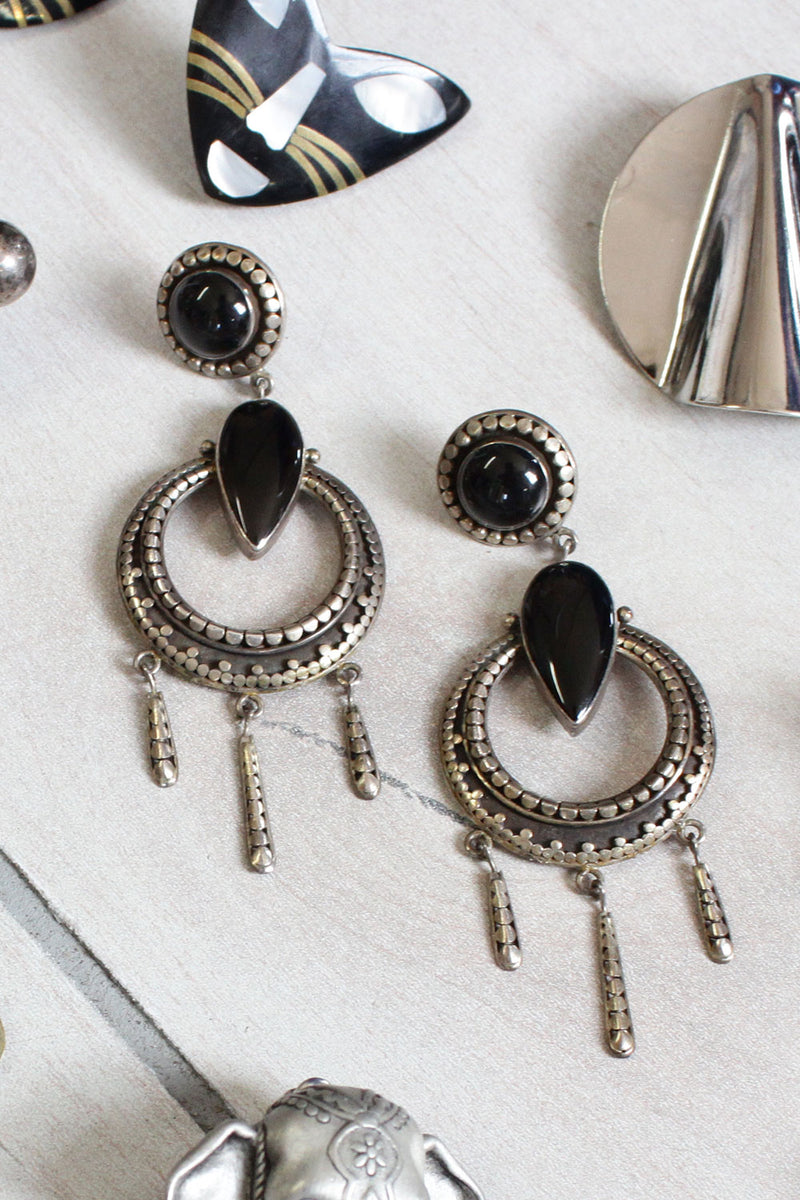 Mirage Chandelier Earrings