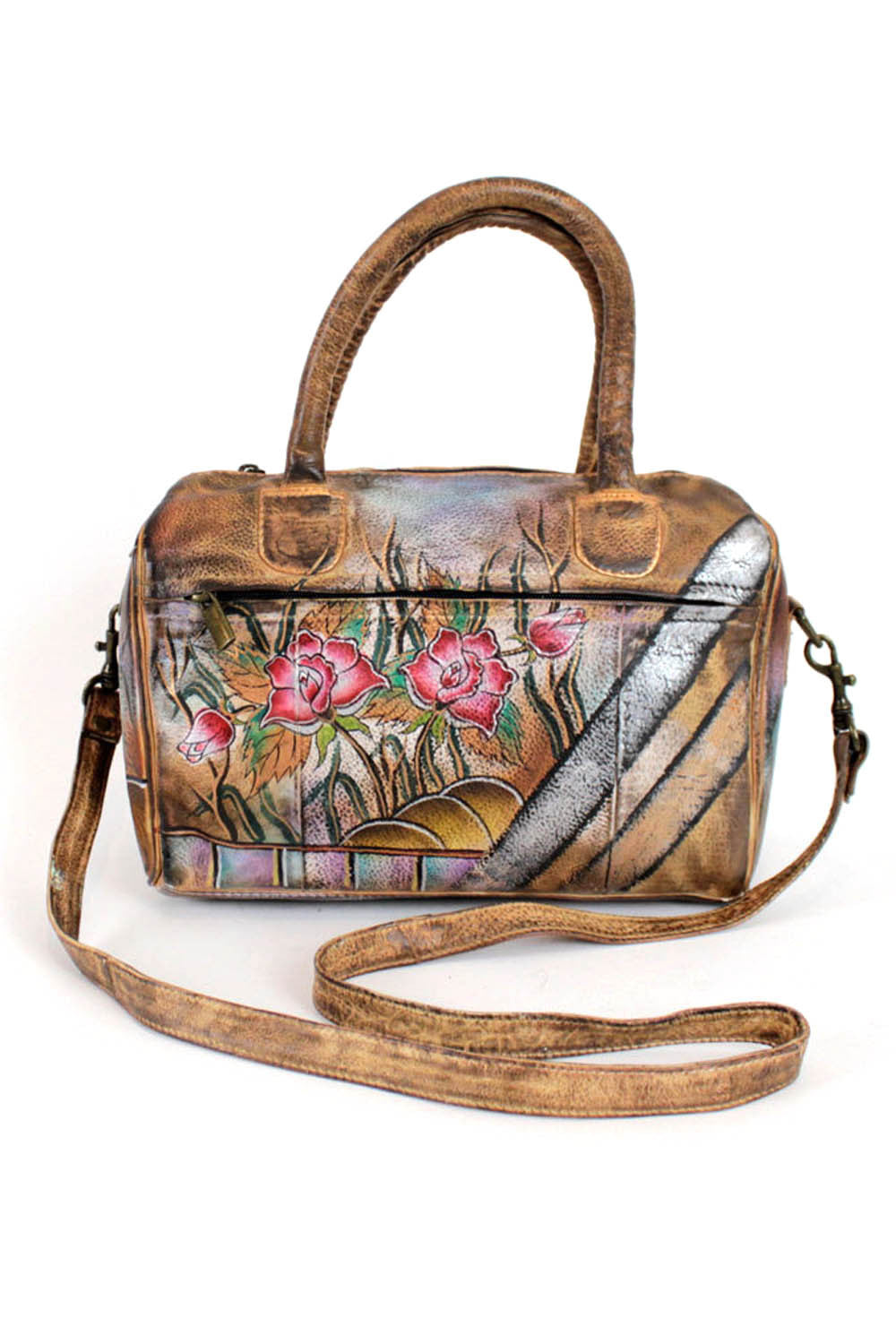 wearable art handbags
