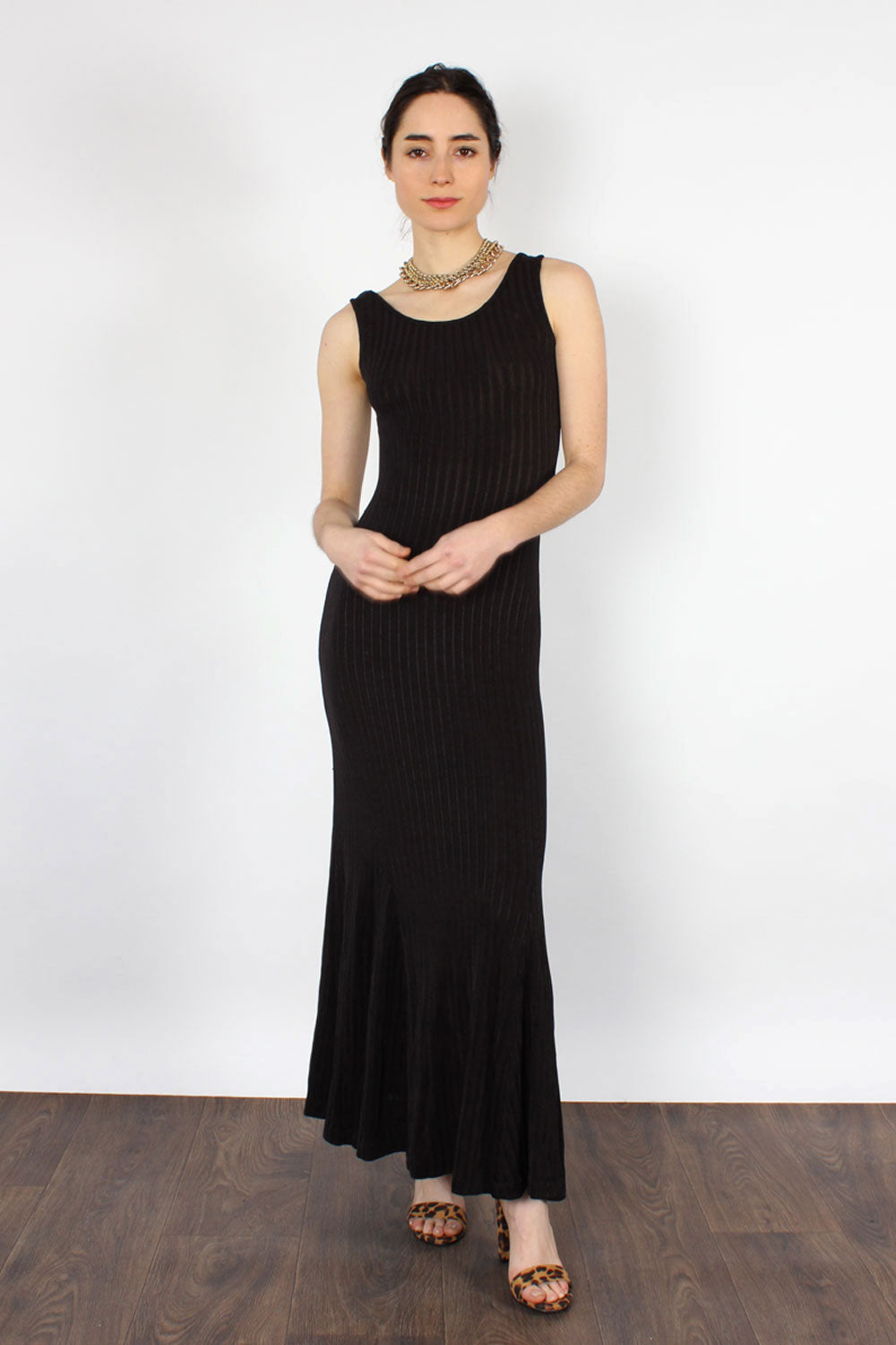 Betsey Johnson Jersey Tank Dress XS-M