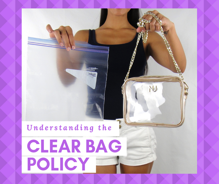 Understanding the Clear Bag Policy