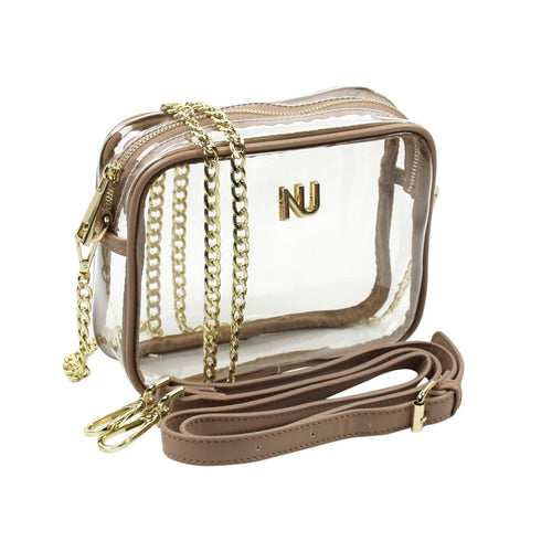 Taylor Crossbody- Tan