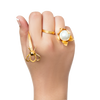 Bee Murmur ring