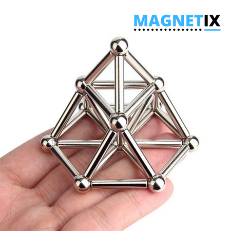 Magnetix - DIY Magnet Building set