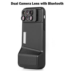 iPhone X 6 in 1 Lense Case