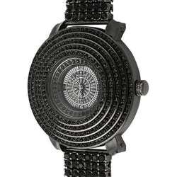 6 Row Cone Black Watch 6 Row Band | ProductPro