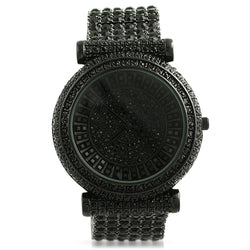 Baguette Baller Black Custom Watch | ProductPro