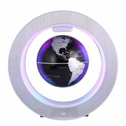 Magnetic Levitating LED Globe | Foofster LLC