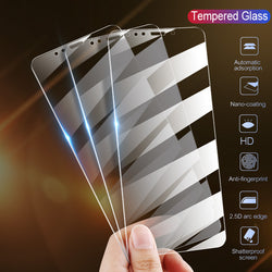 Full Cover Glass For iPhone X XS Max XR 7 8 6 6s Plus 5 5S SE 11 Pro Screen Protector