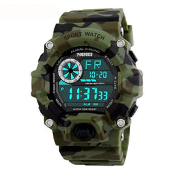 SKMEI Military Sports Watch 658 | Foofster LLC