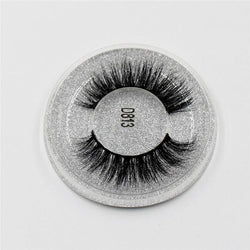 Mink Eyelashes 3D Hand Made | Foofster LLC