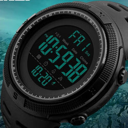 SKMEI Brand Men Sports Watch LED Digital 242 | Foofster LLC