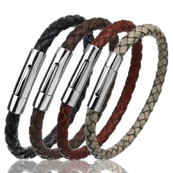 LOULEUR Genuine Leather Bracelet 861 | Foofster LLC