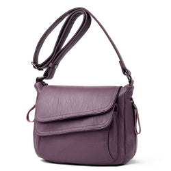 7 Colors Leather Luxury Handbags