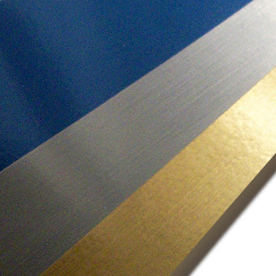 Mirri brushed aluminium