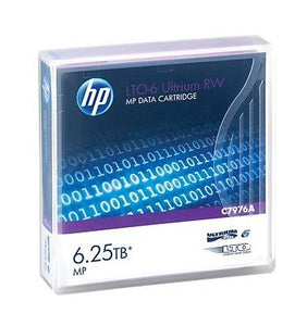 HP LTO 6 MP Ultrium Tape 2.5/6.25 TB C7976A