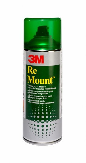 Re-Mount Lijmspray Scotch 7273 400ml