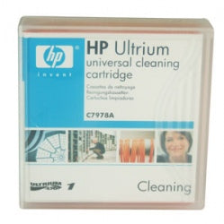 HP LTO Ultrium Cleaning Tape C7978A