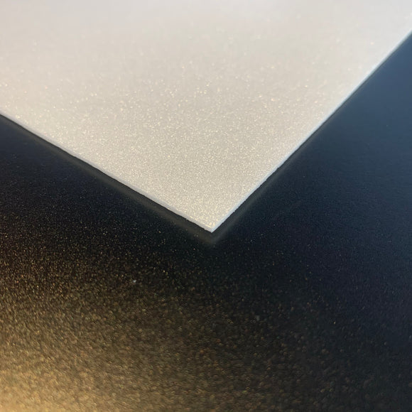 Foamboard natural 1mm 70x100 natural (50 platen)