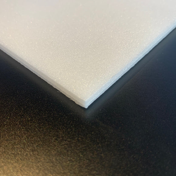 Foamboard natural 5mm 100x140 natural (40 platen)