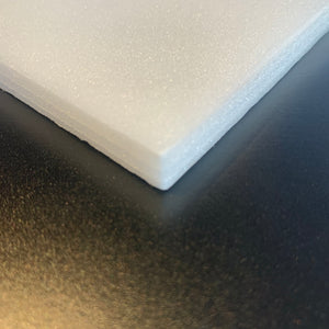 Foamboard natural 10mm 70x100 natural (25 platen)