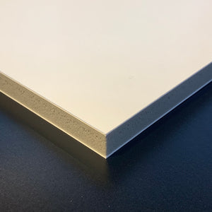 Kapaplast 5mm 122x244 wit 18 platen