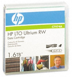 HP LTO 4 Ultrium Tape REW 800/1600GB C7974A