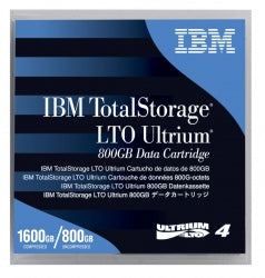 IBM LTO 4 Ultrium Tape 800GB/1600GB 95P4436