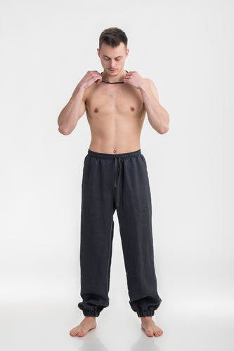 Long Tapered Trousers