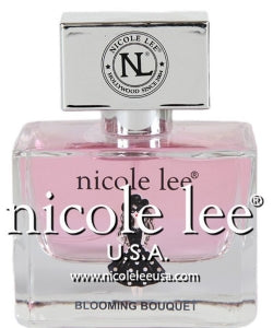 Nicole Lee Two Piece Eau De Toilette and Blooming Bouquet Set