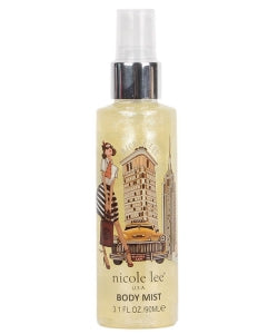 The Nicole Lee Floral Essence Body Mist -