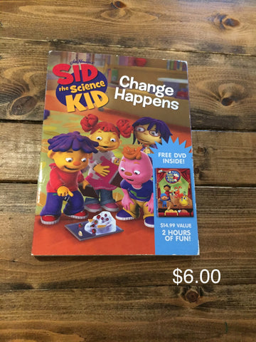 Sid The Science Kid Change Happens
