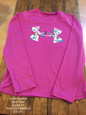 Under Armour Heat Gear Long Sleeve Shirt