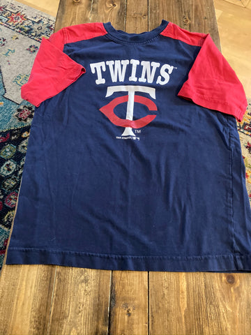 Genuine Merchandise Minnesota Twins Short Sleeve Shirt