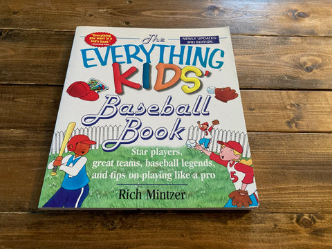 The Everything Kids Baseball Book