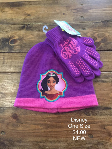 Disney Elena of Avalor Winter Set