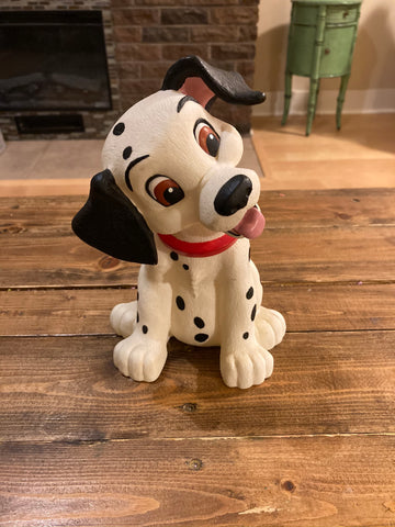 101 Dalmatians Coin Bank