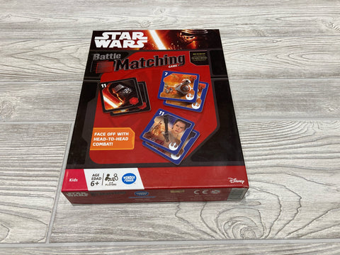 Star Wars Battle Matching Game
