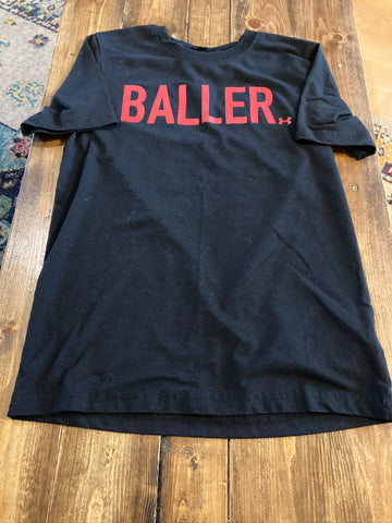 "Under Armour ""Baller"" Short Sleeve Shirt"