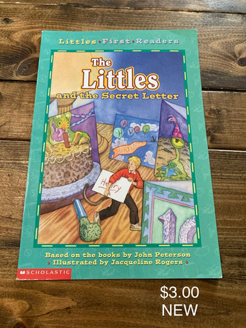 The Littles and the Secret Letter