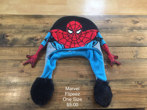 Marvel Flipeez Winter Hat