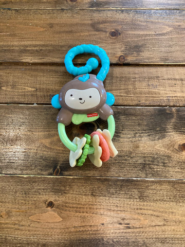Fisher Price Monkey Teether