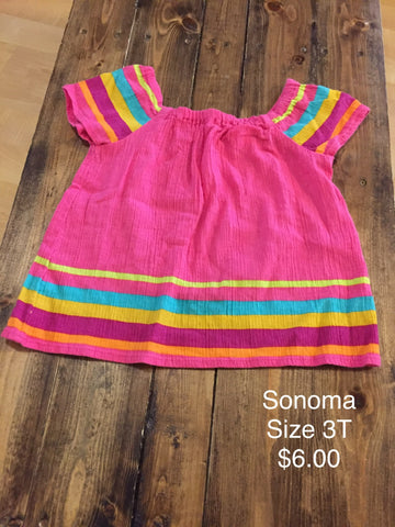 Sonoma Short Sleeve Top